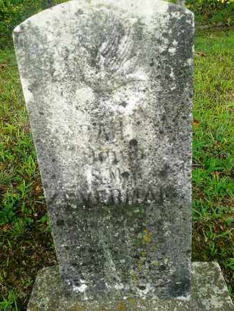 EVERMAN, SARAH M - Fleming County, Kentucky | SARAH M EVERMAN - Kentucky Gravestone Photos