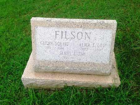 FILSON, ALMA LOU - Fleming County, Kentucky | ALMA LOU FILSON - Kentucky Gravestone Photos