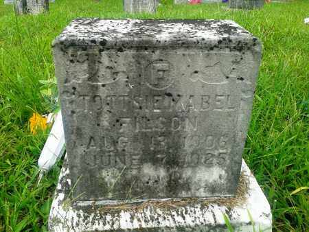 FILSON, TOTTSIE MABEL - Fleming County, Kentucky | TOTTSIE MABEL FILSON - Kentucky Gravestone Photos