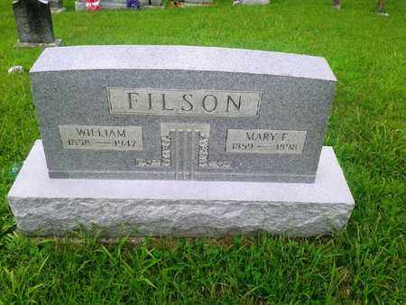 FILSON, WILLIAM - Fleming County, Kentucky | WILLIAM FILSON - Kentucky Gravestone Photos