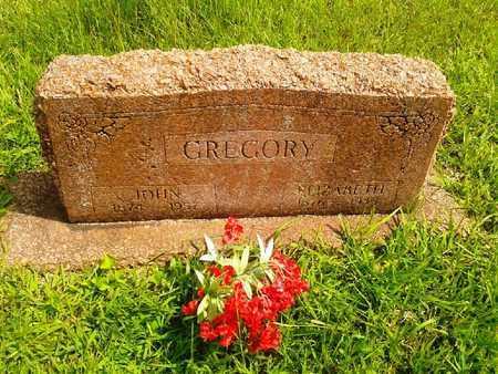 GREGORY, JOHN - Fleming County, Kentucky   JOHN GREGORY - Kentucky Gravestone Photos