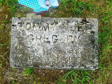 GREGORY, TOMMY LEE - Fleming County, Kentucky | TOMMY LEE GREGORY - Kentucky Gravestone Photos