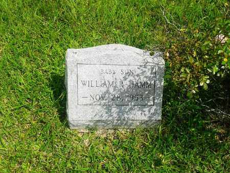 HAMM, WILLIAM R - Fleming County, Kentucky   WILLIAM R HAMM - Kentucky Gravestone Photos