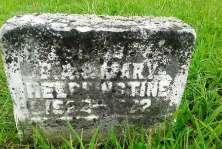 HELPHINSTINE, ? - Fleming County, Kentucky   ? HELPHINSTINE - Kentucky Gravestone Photos