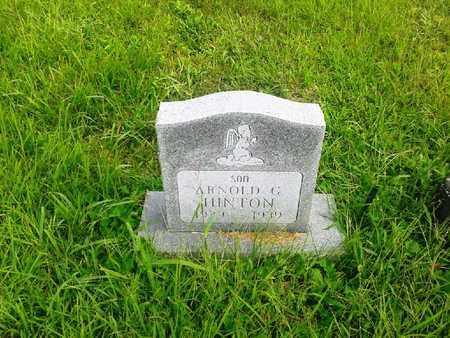 HINTON, ARNOLD G - Fleming County, Kentucky | ARNOLD G HINTON - Kentucky Gravestone Photos