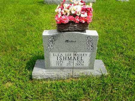 BAILEY ISHMAEL, EULA LEE - Fleming County, Kentucky | EULA LEE BAILEY ISHMAEL - Kentucky Gravestone Photos