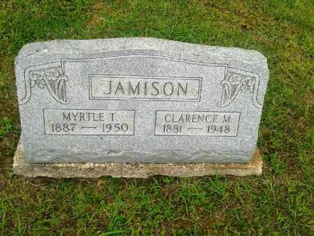 JAMISON, MYRTLE T - Fleming County, Kentucky | MYRTLE T JAMISON - Kentucky Gravestone Photos