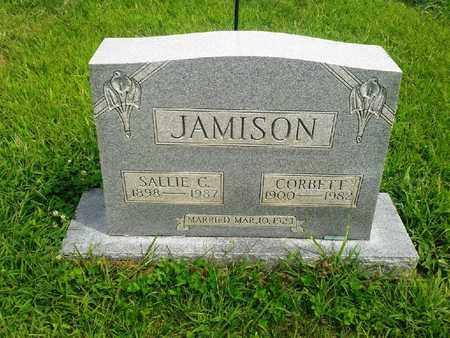 JAMISON, SALLIE C - Fleming County, Kentucky | SALLIE C JAMISON - Kentucky Gravestone Photos