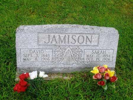 JAMISON, SARAH - Fleming County, Kentucky | SARAH JAMISON - Kentucky Gravestone Photos