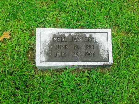 JAMISON, DELL - Fleming County, Kentucky   DELL JAMISON - Kentucky Gravestone Photos