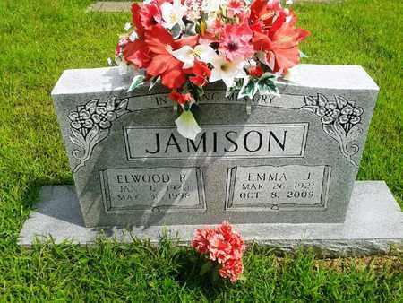 JAMISON, ELWOOD R - Fleming County, Kentucky | ELWOOD R JAMISON - Kentucky Gravestone Photos