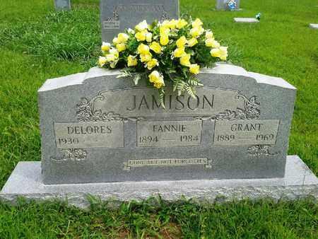 JAMISON, FANNIE - Fleming County, Kentucky | FANNIE JAMISON - Kentucky Gravestone Photos