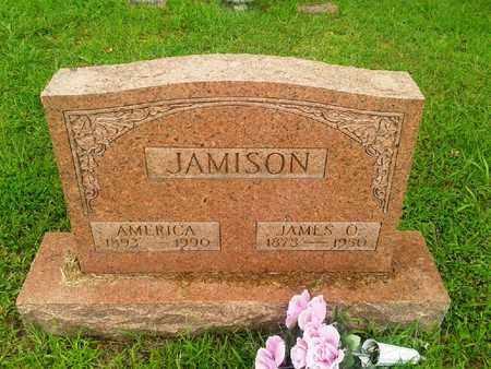 JAMISON, JAMES O - Fleming County, Kentucky   JAMES O JAMISON - Kentucky Gravestone Photos