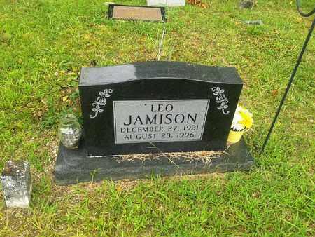 JAMISON, LEO - Fleming County, Kentucky   LEO JAMISON - Kentucky Gravestone Photos