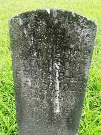 JAMISON, LAWRENCE - Fleming County, Kentucky | LAWRENCE JAMISON - Kentucky Gravestone Photos