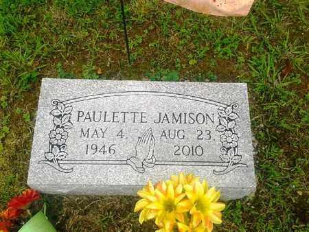 JAMISON, PAULETTE - Fleming County, Kentucky | PAULETTE JAMISON - Kentucky Gravestone Photos