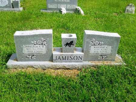 JAMISON, WILLIAM C - Fleming County, Kentucky | WILLIAM C JAMISON - Kentucky Gravestone Photos