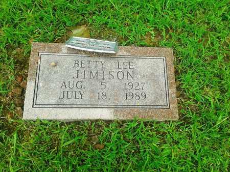 JIMISON, BETTY LEE - Fleming County, Kentucky | BETTY LEE JIMISON - Kentucky Gravestone Photos