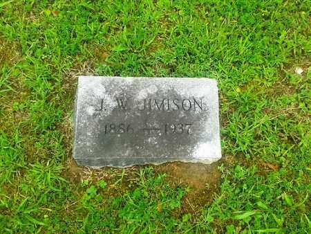 JIMISON, J W - Fleming County, Kentucky | J W JIMISON - Kentucky Gravestone Photos