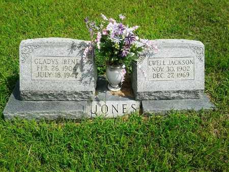 JONES, GLADYS IRENE - Fleming County, Kentucky   GLADYS IRENE JONES - Kentucky Gravestone Photos