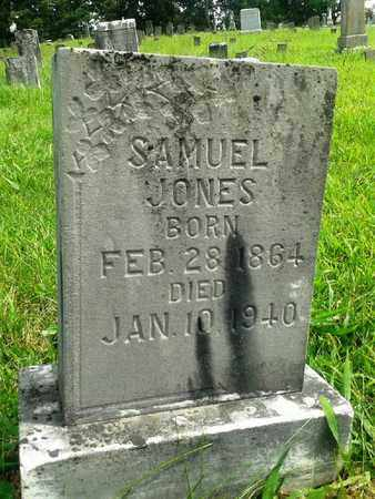 JONES, SAMUEL - Fleming County, Kentucky | SAMUEL JONES - Kentucky Gravestone Photos