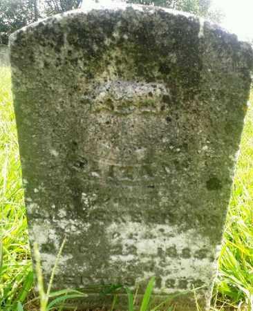 KEERANS, ELIZA M - Fleming County, Kentucky   ELIZA M KEERANS - Kentucky Gravestone Photos