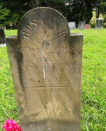 JAMISON KISSICK, ROSANAH - Fleming County, Kentucky | ROSANAH JAMISON KISSICK - Kentucky Gravestone Photos