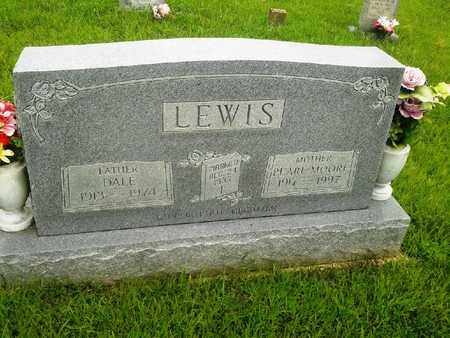 MOORE LEWIS, PEARL - Fleming County, Kentucky   PEARL MOORE LEWIS - Kentucky Gravestone Photos