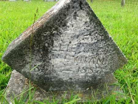 LYNAM, MALLIE - Fleming County, Kentucky | MALLIE LYNAM - Kentucky Gravestone Photos