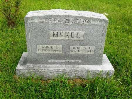 MCKEE, ANNIE E - Fleming County, Kentucky   ANNIE E MCKEE - Kentucky Gravestone Photos