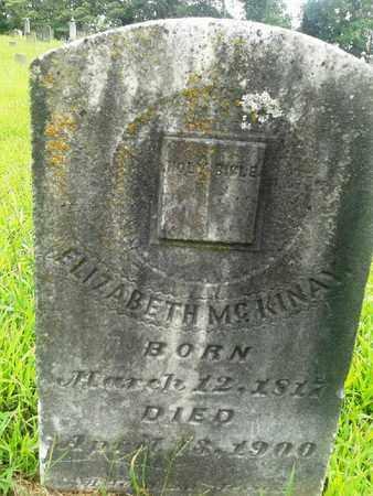 MCKINAY, ELIZABETH - Fleming County, Kentucky | ELIZABETH MCKINAY - Kentucky Gravestone Photos
