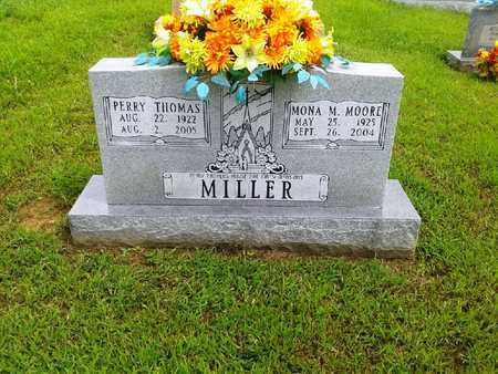 MILLER, MONA M - Fleming County, Kentucky   MONA M MILLER - Kentucky Gravestone Photos