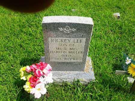 MILLER, RICKEY LEE - Fleming County, Kentucky   RICKEY LEE MILLER - Kentucky Gravestone Photos