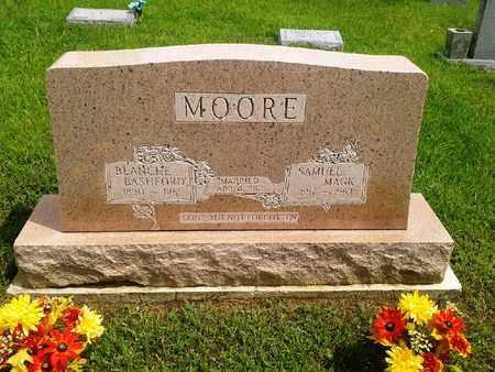BASHFORD MOORE, BLANCHE - Fleming County, Kentucky | BLANCHE BASHFORD MOORE - Kentucky Gravestone Photos