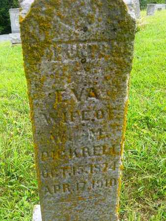 PICKRELL, EVA - Fleming County, Kentucky | EVA PICKRELL - Kentucky Gravestone Photos