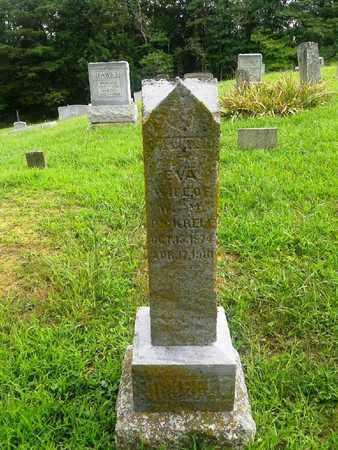 PICKRELL, EVA - Fleming County, Kentucky   EVA PICKRELL - Kentucky Gravestone Photos