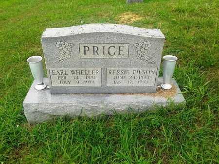 PRICE, EARL WHEELER - Fleming County, Kentucky   EARL WHEELER PRICE - Kentucky Gravestone Photos