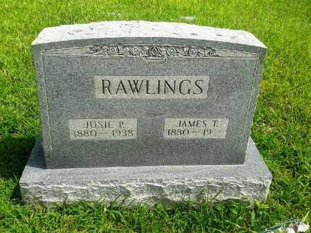 RAWLINGS, JOSIE P - Fleming County, Kentucky   JOSIE P RAWLINGS - Kentucky Gravestone Photos