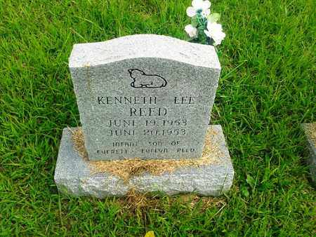 REED, KENNETH LEE - Fleming County, Kentucky | KENNETH LEE REED - Kentucky Gravestone Photos