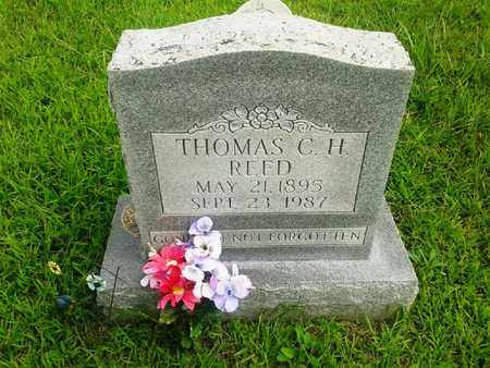 REED, THOMAS C H - Fleming County, Kentucky | THOMAS C H REED - Kentucky Gravestone Photos
