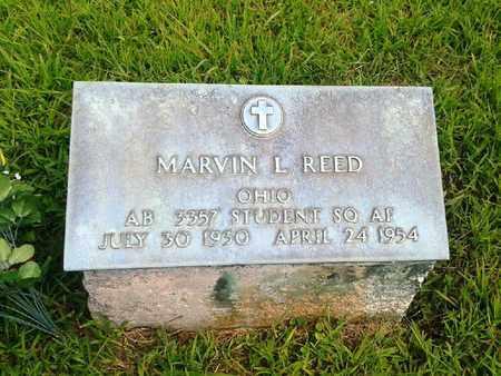 REED (VETERAN), MARVIN L - Fleming County, Kentucky   MARVIN L REED (VETERAN) - Kentucky Gravestone Photos