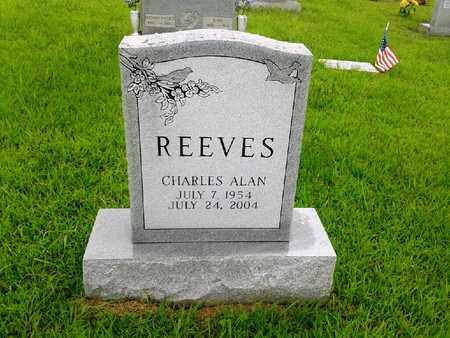 REEVES, CHARLES ALAN - Fleming County, Kentucky | CHARLES ALAN REEVES - Kentucky Gravestone Photos