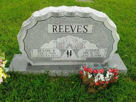 REEVES, JOSEPH - Fleming County, Kentucky | JOSEPH REEVES - Kentucky Gravestone Photos