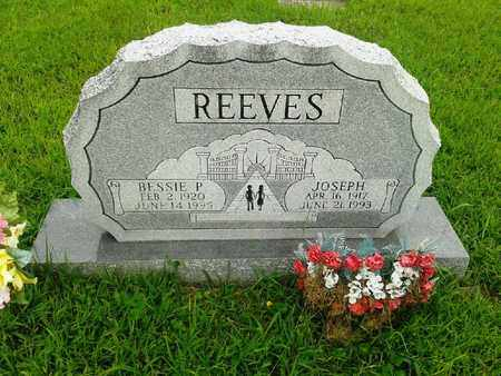 REEVES, BESSIE P - Fleming County, Kentucky | BESSIE P REEVES - Kentucky Gravestone Photos