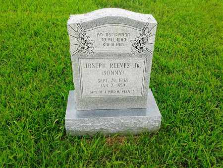 REEVES, JOSEPH, JR (SONNY) - Fleming County, Kentucky | JOSEPH, JR (SONNY) REEVES - Kentucky Gravestone Photos