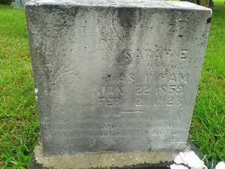 SARAH E, HAM - Fleming County, Kentucky | HAM SARAH E - Kentucky Gravestone Photos