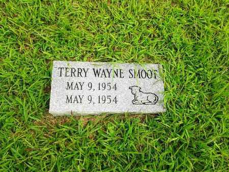 SMOOT, TERRY WAYNE - Fleming County, Kentucky   TERRY WAYNE SMOOT - Kentucky Gravestone Photos
