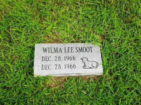 SMOOT, WILMA LEE - Fleming County, Kentucky | WILMA LEE SMOOT - Kentucky Gravestone Photos