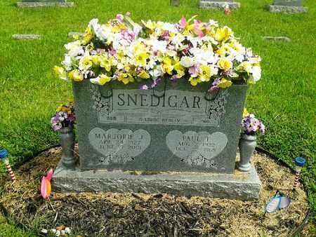 SNEDIGAR, PAUL T - Fleming County, Kentucky   PAUL T SNEDIGAR - Kentucky Gravestone Photos