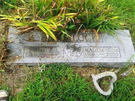 SPURLOCK, MADELINE M - Fleming County, Kentucky | MADELINE M SPURLOCK - Kentucky Gravestone Photos